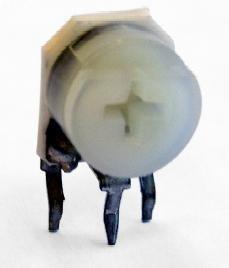 Trimmer Resistors Fixed price for sale Super sale - Through Hole 10K pieces ST ADJ 100 TOP 6MM
