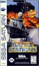 Battlestations - Sega Saturn