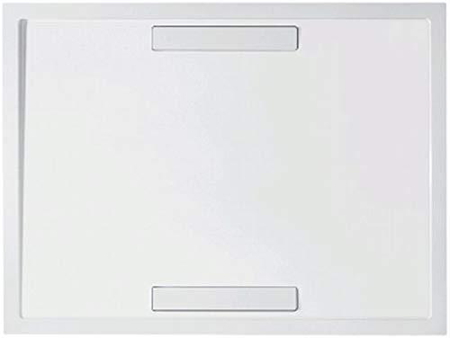 Villeroy & Boch (V+B) Squaro Rechteck Duschwanne 120 x 90 x 1,8 cm weiß, flach