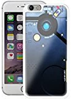 iDroid Metal Gear Solid V the Phantom Pain for iPhone 6 plus/6s Plus White Case