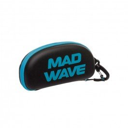 Mad Wave Schwimmbrillenetui - Blau
