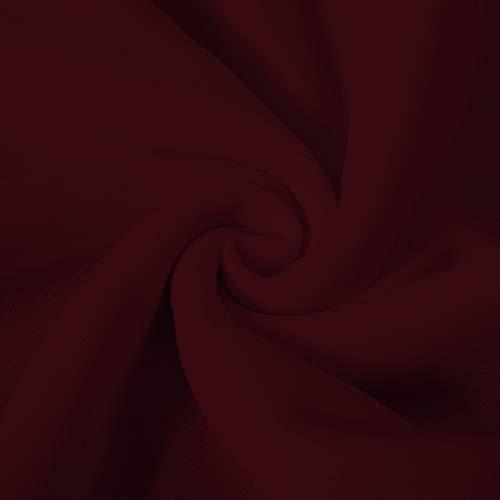 Fossen MuRope Mujer Sudadera con Capucha Talla Grande Sudadera Vestido Manga Larga Casual Estampado Hoodie Jersey Larga Baratas