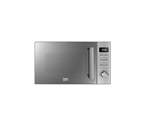 Beko Forno a Microonde 20L MGF20210X Mikrowelle / 800 W, Edelstahl, 20 liters