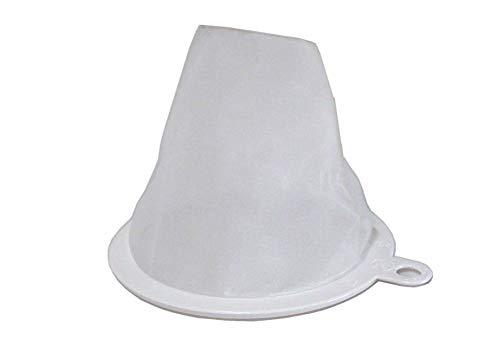 Sonja-Plastic Filterbeutel für Kannenaufsatz, 4-8 Tassen, Made in Germany