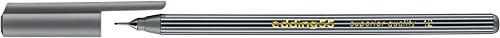 edding e-55 Fine-Liner Pen - Grey (Pack of 10)