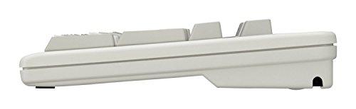 『東プレ REALFORCE108UH-ANLG 108日本語配列カナあり 静電容量無接点方式 アナログ特殊機能搭載 USBキーボード ALL45g ホワイト AFAX01』の3枚目の画像