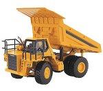 Komatsu HD605-5 Dump Truck
