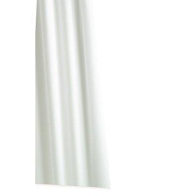 Croydex Duschvorhang 1800x2100mm, weiß