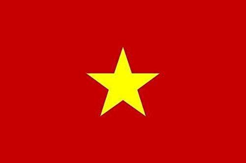 U24 Fahne Flagge Vietnam 60 x 90 cm
