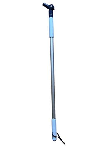 Ha-Ra Teleskopstange von 1 m bis 1,55 m stufenlos für alle Ha-Ra Fensterreinigungsgeräte (19cm 32cm 38cm standard oder vario 19cm 32cm) geeignet