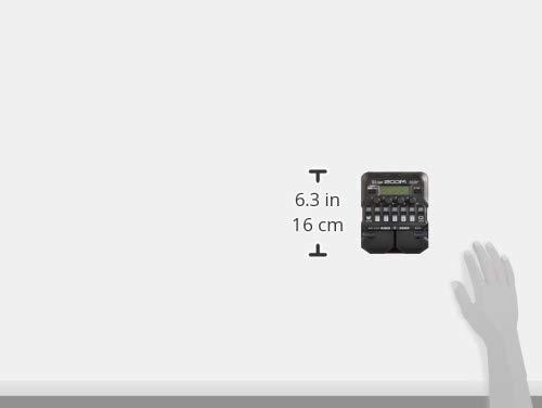ZOOMズームマルチエフェクターマルチエフェクツプロセッサーG1FOUR