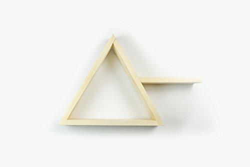 Odin Barcelona Eremerus Estantería de Madera geométrica Estilo nórdico