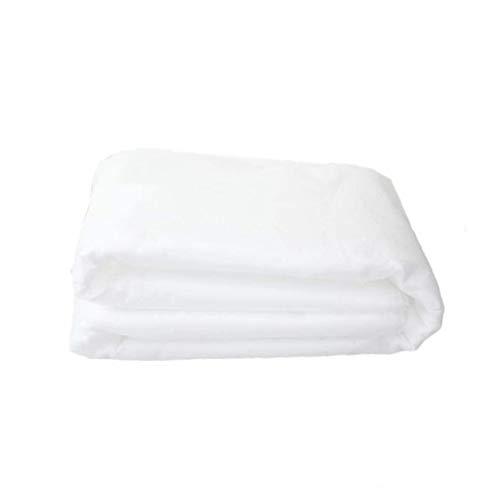 sevenjuly Escudo Planta Mantas Mantas De Frost Duradera Freeze Protección Antihielo De Vegetales De Estación De Protección contra Insectos Extensión Blanca