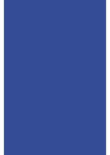 A4 Transferfolie/Textilfolie zum Aufbügeln auf Textilien - perfekt zum Plottern - einzelne Folien, P.S. Film:Neon Blau