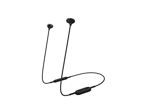 Panasonic In-Ear Kopfhörer Bluetooth RP-NJ310BE-K (6 h Akkulaufzeit, Quick-Charge, Sprachsteuerung, Kopfhörer wireless) schwarz