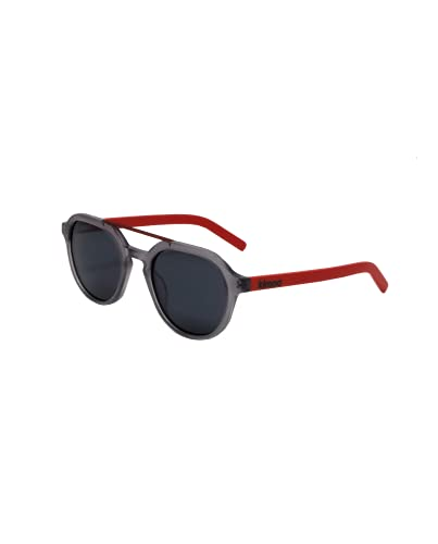 KIMOA Gafa de Sol Capetown Rush Gafas, Gris/Coral, Normal Unisex Adulto