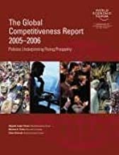 The Global Competitiveness Report 2005-2006