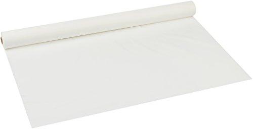 Semy tafelkleedrollen Airlaid, wit, 120 cm, 24 m, per stuk verpakt (1 x 1 stuks)