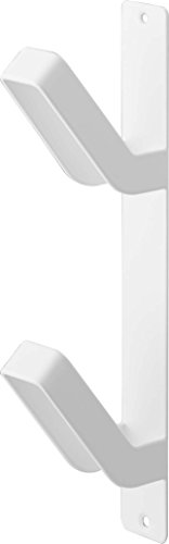山崎実業 ウォールクリーナーツールホルダー タワー V10 V8 V7 V6 シリーズ対応 ホワイト 約2.5X6.5X20.5cm tower 3538 2個入