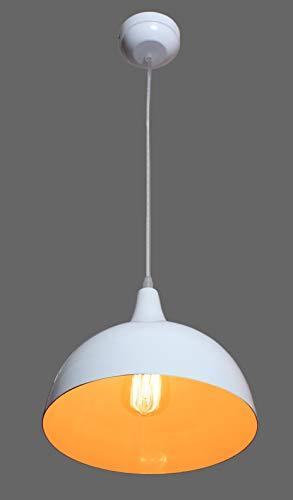 Imper!al Classy White Pendant Hanging Light, Hanging Lamp