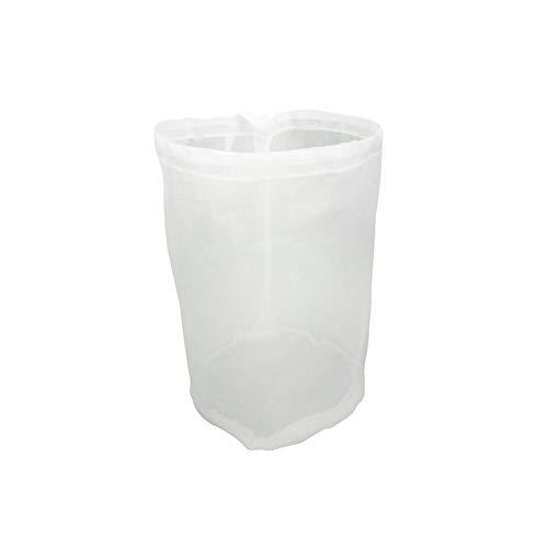 Nussmilchbeutel, Bierbrauen Wein Filterbeutel Tee Nüsse Saft Milch Nylonnetz Filterbeutel Netzfilter Wiederverwendbar Greater Parsimonious, 8 Größen Domestic