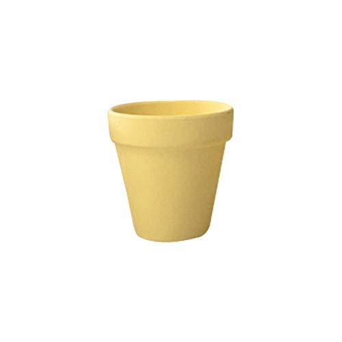 Houer 11 Kleuren Kleine Mini Terracotta Pot Klei Keramiek Aardewerk Planter Cactus Bloempotten Succulente Kwekerij Potten Grote Tuin, 6,3cmx3cm