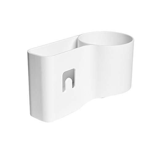 Yue668 - Secador multifunción para secador de pelo, estante para secador de pelo sin sello de cuarto de baño, soporte de almacenamiento de 3,9 x 7,5 x 3,5 pulgadas