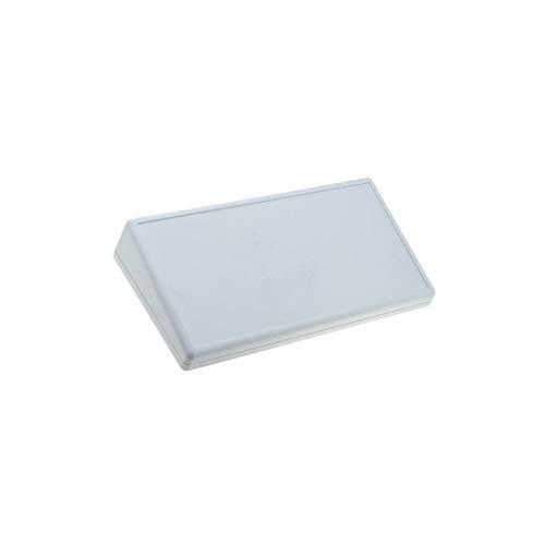 1599HSTSGY Enclosure: desktop 1599 X: 220mm Y: 110mm Z: 40mm polystyrene HAMMOND