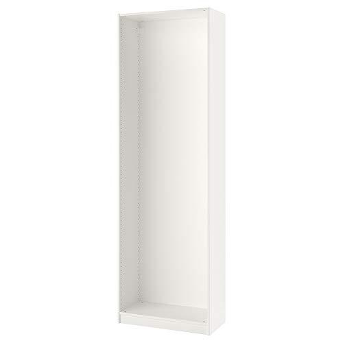 Marco de armario PAX 75x35x236 blanco