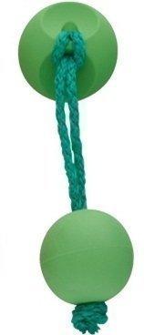 Möbelknopf Modell Rainbow aus Kunststoff für Kinderzimmer - Hellgrün