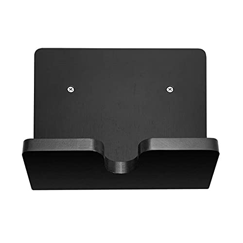 K-Park Soporte de pared para monopatín, soporte para tablas eléctricas, color negro