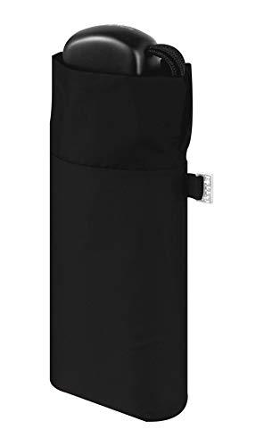 Doppler Mini Taschenschirm HANDY schwarz