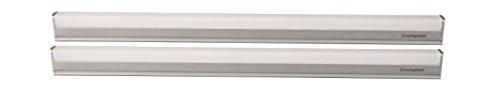 Crompton LDRR22-CDL Radiance Ray 22-Watt LED Batten (Pack of 2, Cool Day light)