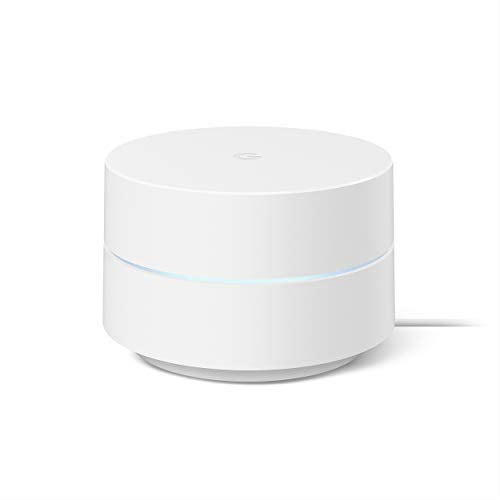 Google Wifi Whole Home Mesh Wifi System (1-Pack, 2020 Model) $79.99 | 3-Pack $174.98