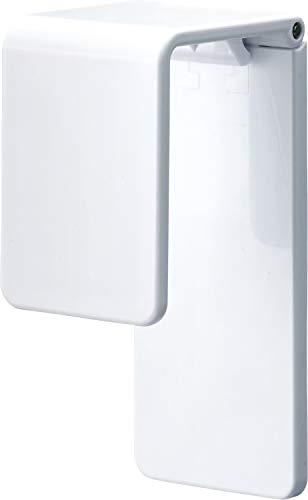 ラックスMG風呂ふたフック(マグネット) ホワイト バス用品 収納フック