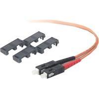 2M Dplx Fiber Optic Scsc 625125 Cable