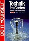 Technik im Garten. Pumpen. Filter. Beleuchtung. ( Do it yourself).
