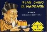 El Mandarin - Pudim Flan - Flan Chino - 20 Porcoes