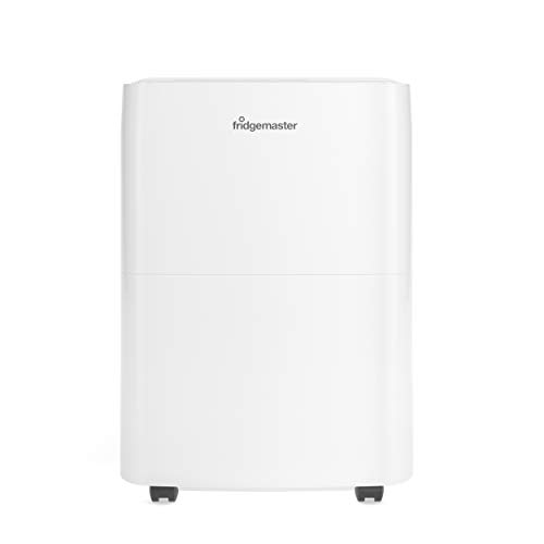Fridgemaster 3000 Sq Ft Dehumidifier Energy Star Quiet Dehumidifiers for Home, Basements, Bathroom, Bedroom, Large Room, Office, RV, Auto Shut Off, 35 Pints