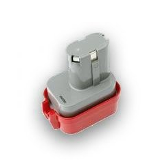 Kwaliteitsaccu - accu voor Makita-schroevendraaier 6221D - 3000 mAh - 9,6 V - NiMH