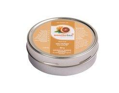 Preisvergleich Produktbild Infra Duftgel für Infrarotkabine - Honig (80g groß) von Sentiotec. Auch für Wellness- oder Ruheraum. Angenehmer und langanhaltender Duft