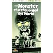 Monster That Challenged The World [VHS]