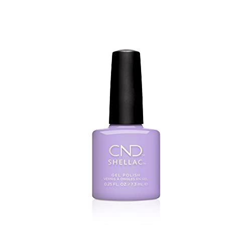 CND Shellac, Gel de manicura y pedicura (Tono Gummi Chic Shock) - 7.3 ml.