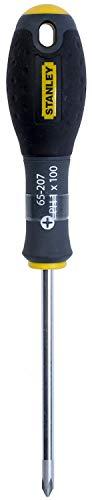 Stanley FatMax Destornillador FatMax PH1 X 100 mm 1-65-207, Multicolor