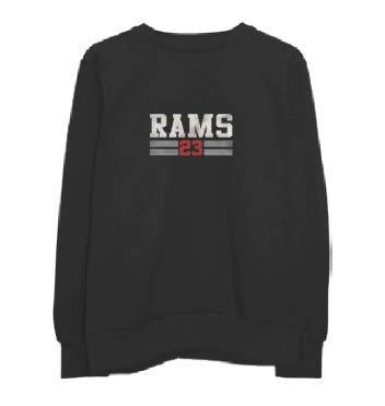 RAMS 23 Sudadera Invierno Mujer Winter. 97% algodón 3% Lycra. 34006