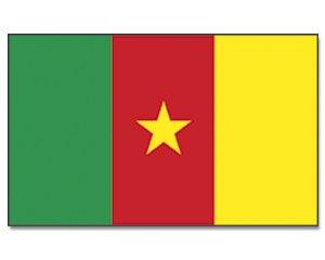 Outdoor – HISS Drapeau du Cameroun 90 x 150 cm Drapeau