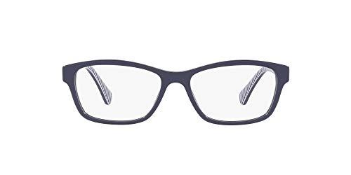 Ralph Lauren RALPH BY 0RA7108 Monturas de gafas, Blue, 52 para Mujer