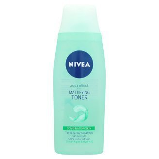 Nivea Visage Aqua Effect Mattifying Toner 200ml Buy Online In