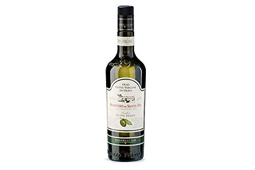 Olivenöl Extravergine von grünen Oliven 750 ml. - Frantoio di Santa Tea