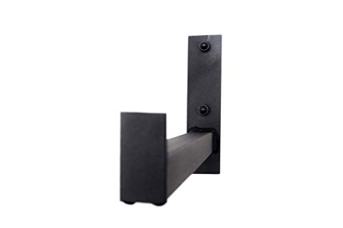 QLS Reifenhalterung Reifenhalter Wandhalterung Autoreifen Wandhalter Stahl 30 cm
